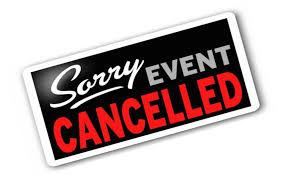 STONY POINT SENIORS MEETINGS CANCELED
