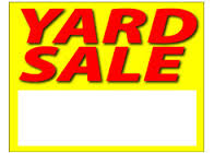 TOWN OF STONY POINT'S YARD SALE