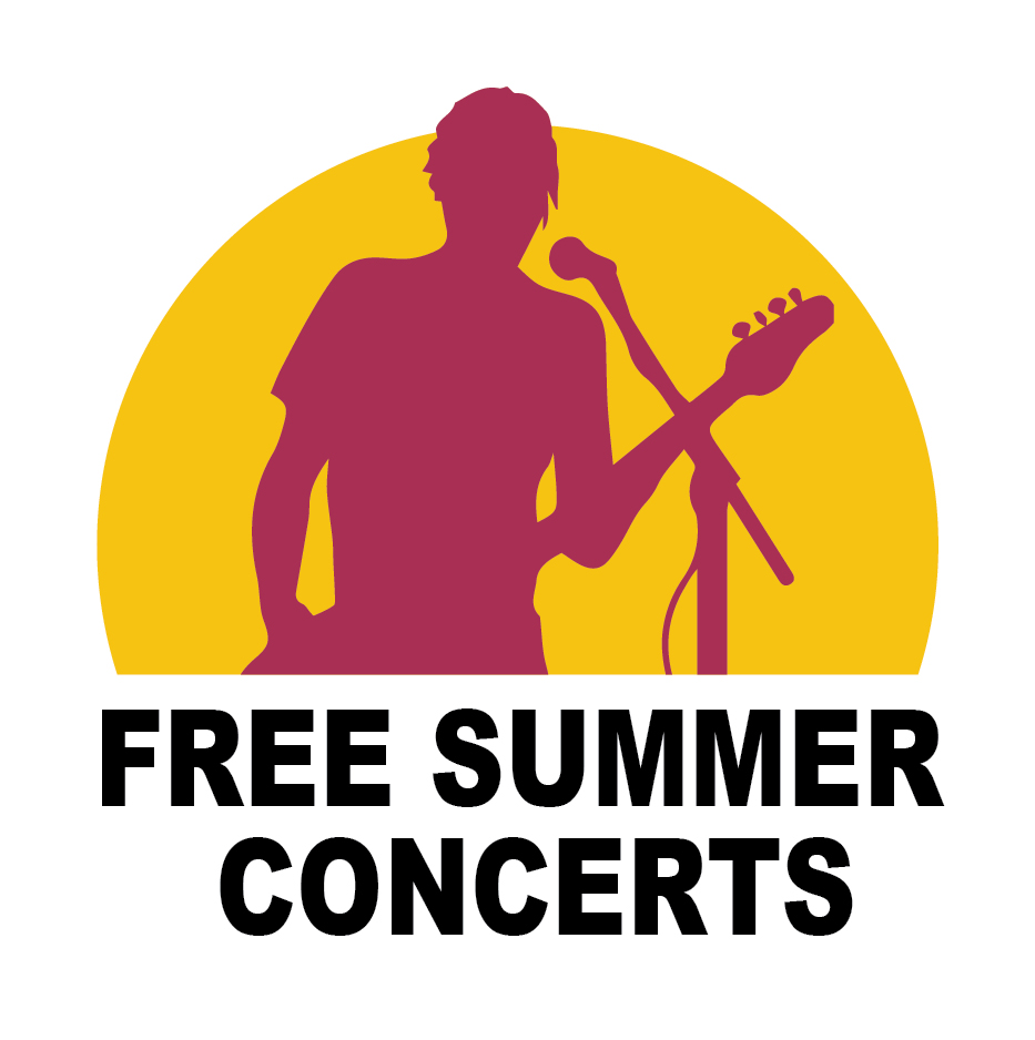 2017 STONY POINT'S SUMMER CONCERT SERIES:  WEDNESDAYS 7/19 - 8/23 AT RIVERFRONT PARK