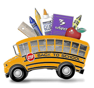 BACK TO SCHOOL:  BACKPACK DONATIONS NEEDED!  DROP BOX LOCATED AT STONY POINT TOWN HALL