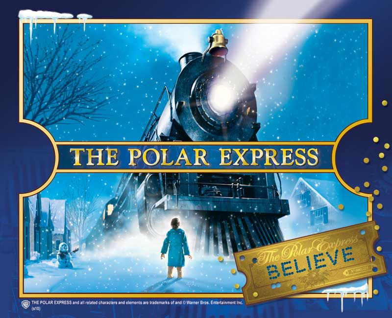 TOWN OF STONY POINT'S MAGICAL JOURNEY TO THE POLAR EXPRESS